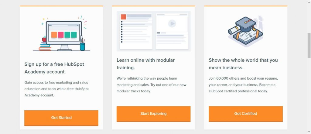 5 GREAT LEAD-GENERATING HOMEPAGE YOU CAN EMULATE FOR YOUR BUSINESS HUBSPOT