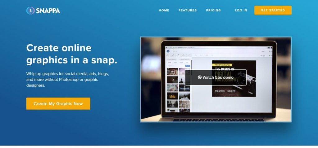 5 GREAT LEAD-GENERATING HOMEPAGE YOU CAN EMULATE FOR YOUR BUSINESS SNAPPA