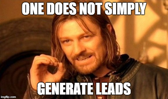 4 THINGS TO CONSIDER BEFORE GENERATING QUALIFIED LEADS 1
